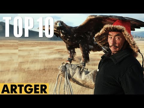 Top 10 Tourist Destinations In Mongolia