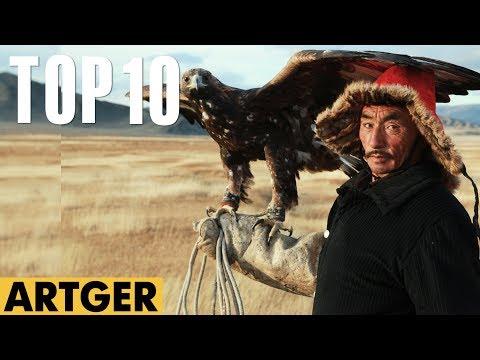 Top 10 Tourist Destinations In Mongolia