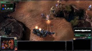 Starcraft 2 - Amad vs SaMatra - Osa 2/2 - [HD]