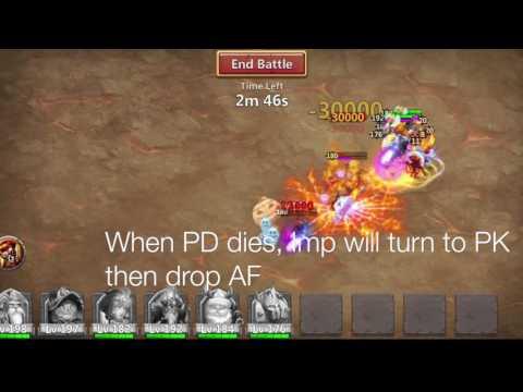 Castle Clash Boss 5 Strategy