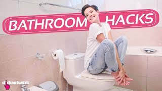 Bathroom Hacks - Hack It: EP52
