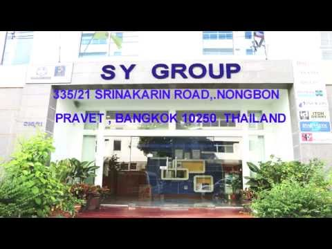 S Y GROUP Machinery 2015