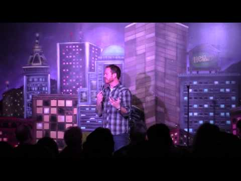 Comedian Todd Armstrong