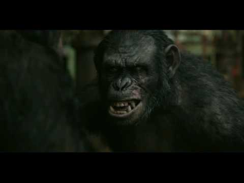 Planet of the apes: Koba - Animal I have become MV