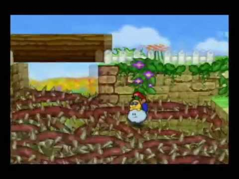 Let S Play Paper Mario Part 32 Flower Fields Part 4 YouTube