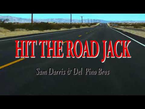 HIT THE ROAD JACK COVER