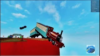 THOMAS TANK ENGINE FLIP THOMAS AND FRIENDS FOR AS LONG AS YOU WANT ROBLOX! 2