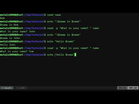 01 Write Your First Linux Program   Tutorial 2019 thumbnail