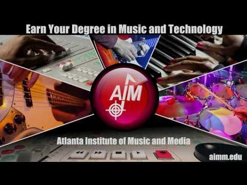 AIMM Associate of Music and Technology