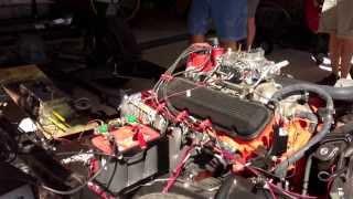 1966 Big block Corvette chassis runs!