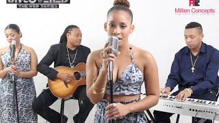 """Destra Garcia """"Lucy""""   UNCOVERED S2E01 (ft Denice Millien) [Acoustic Cover]"""