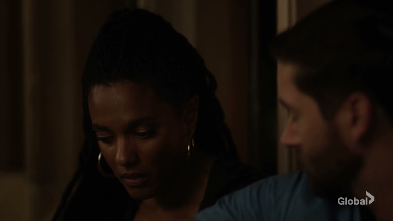 Download New Amsterdam season 4 episode 2 ending scene. #sharpwin #newamsterdam #interracialcouples
