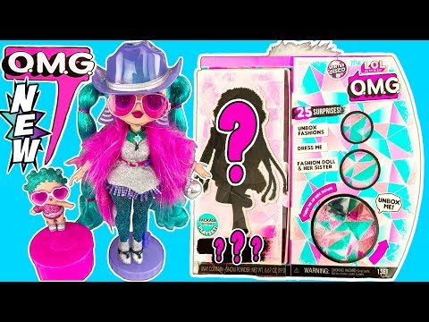 lol-surprise-winter-disco-omg-lol-dolls!-lol-big-sisters-omg-fashion-dolls---lol-doll-video