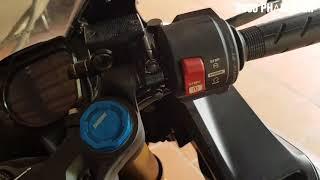 Cận cảnh Honda CBR 250cc 2018 .