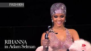 Rihanna Style Icon Winner At Cfda Fashion Awards 2014 Fashion Channel Youtube