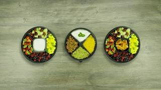 SabertCorp - Party Platters Product Line