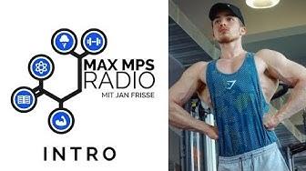MAX MPS RADIO#1: Intro - Wer bin ich, Online Personal Training, Podcastvision