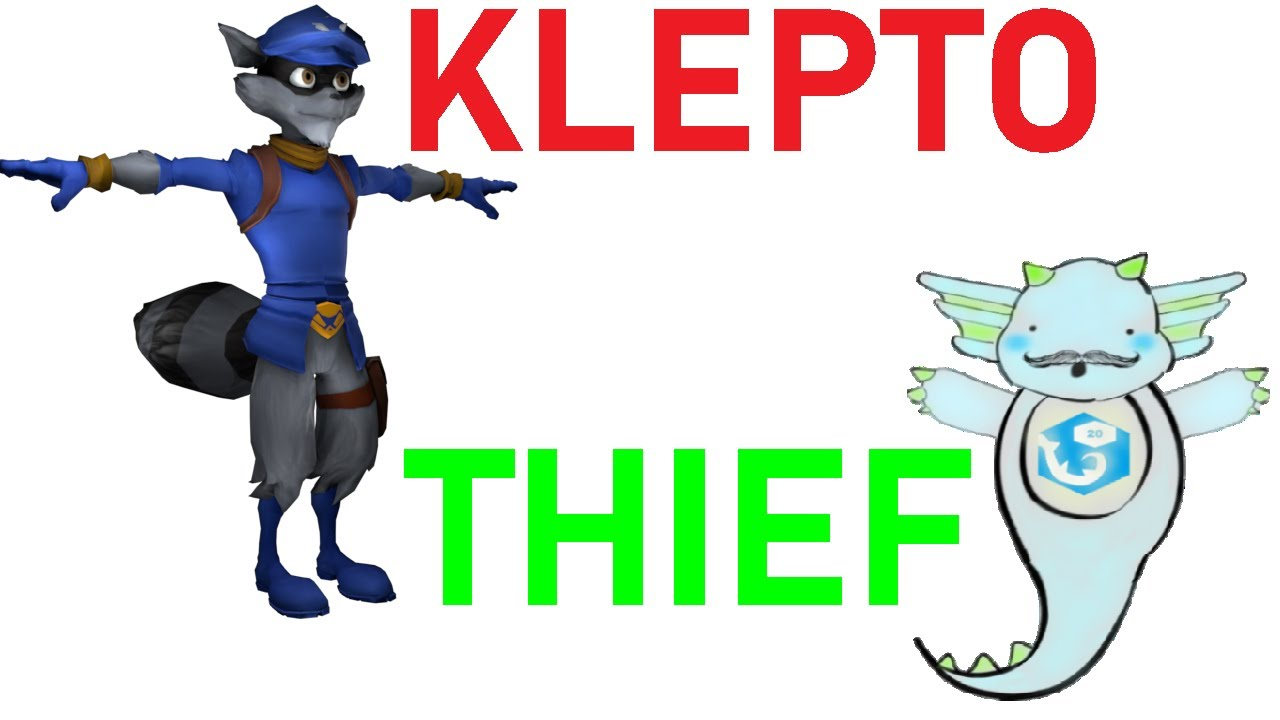 KLEPTO THIEF | r/rpghorrorstories
