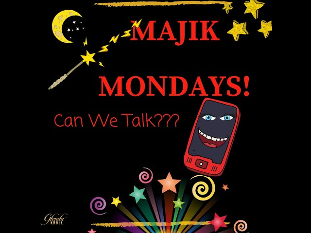 Majik Mondays with Glenda Kroll and special Guest Claire Grant, Sweet Success Sisters.