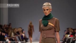 COAT By KATYA SILCHENKO Fall Winter 2017 18 Ukrainian Fashion Week   Fashion Channel