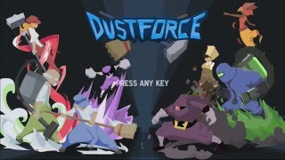 Dustforce DX (PC), Intro + Tutorial + Gameplay