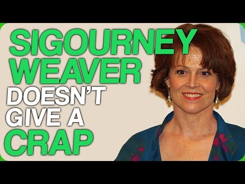 Sigourney Weaver Doesn't Give A Crap (Every Man Is Six Feet Tall)