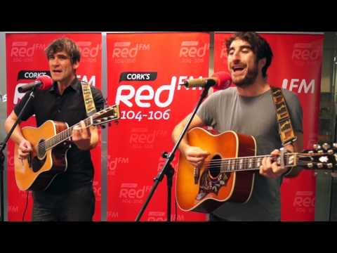 The Coronas - Mark My Words | Cork's Red FM