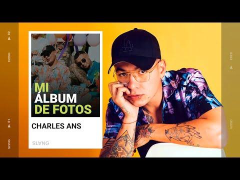 Charles Ans: Cómo conoció a Gera MX, su show en El Plaza Condesa y Desert Niños | Slang