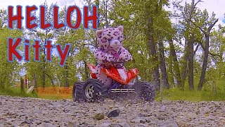 RC CWR HellOH Kitty is taking on Fish Creek with T-Maxx
