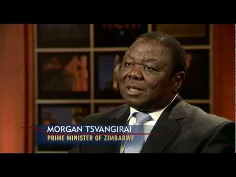 Eddie Arruza interviews: Zimbabwe Prime Minister Morgan Tsvangirai-Part II