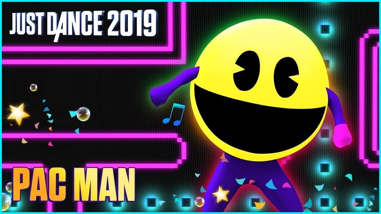 Just Dance 2019 Pac Man De Dancing Bros Youtube