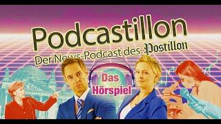 Podcastillon – Folge 21: Neue Abenteuer von Anne und Thieß!