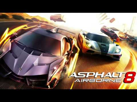 Rocksteady ‐ The Bloody Beetroots【Asphalt 8 Airborne OST】