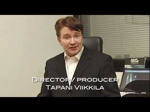 Pre-production interview with Tapani. Making-of: Operation Noah (working title) scifi