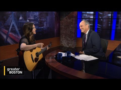 "Lori McKenna Talks Fame, Family And Sings From Her New Album, ""The Tree"""