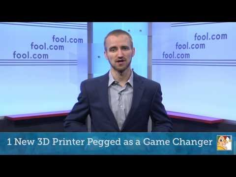 Watch Out, 3D Systems and Stratasys: Arburg's New 3D Printer Could Be a Game-Changer