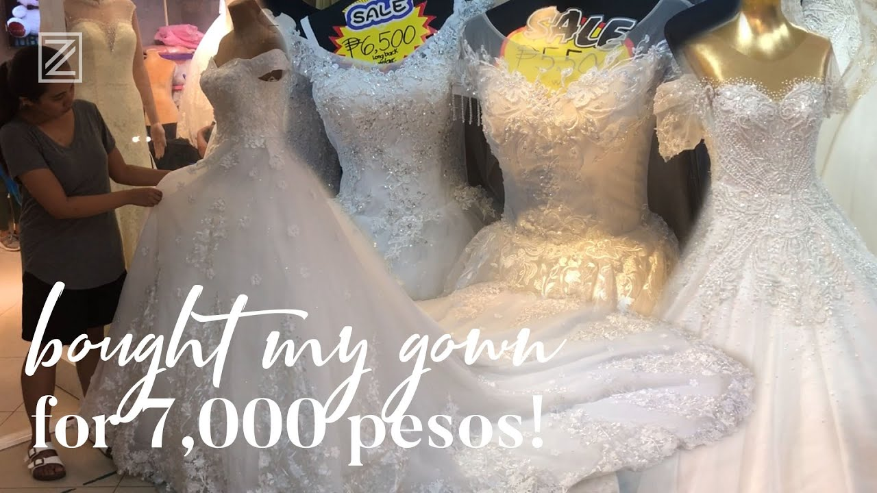 divisoria wedding gowns: affordable gowns for the bride-to-be