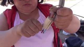 Обучающее видео толстолобика на технопланктон(Всё, начиная с оснастки и заканчивая забросом снасти в воду. Ловля толстолобика на техно планктон на озере..., 2014-05-12T01:27:31.000Z)