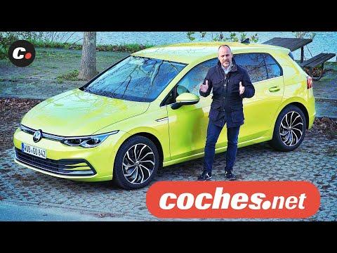 Volkswagen GOLF 2020 (Golf 8)   Primera prueba / Test / Review en español   coches.net