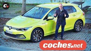 Volkswagen GOLF 2020 (Golf 8) | Primera prueba / Test / Review en español | coches.net