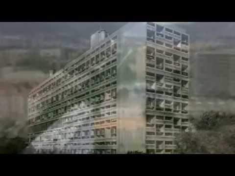 Les unites d'habitation de Le Corbusier