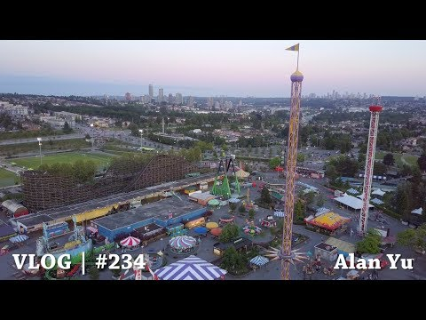PNE Fair 2017 Vancouver A Lot of Toys Hockey History And Star Wars With Animals And Fun Shows