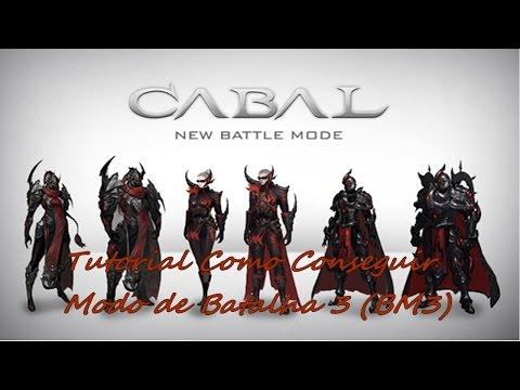 CABAL ONLINE BR - Tutorial - Como Conseguir BM3