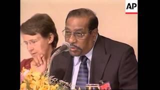 WRAP Landmark peace talks between Sri Lankan govt and Tamil Tigers
