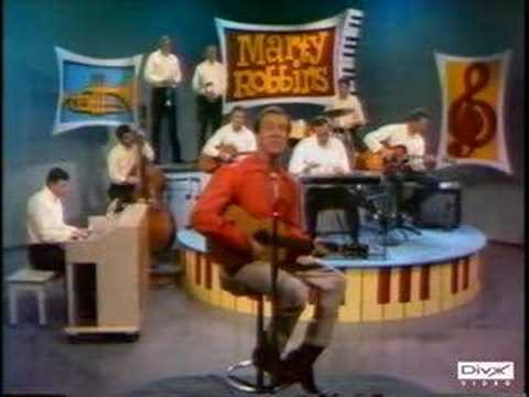 Marty Robbins Sings 'How's The World Treating You.'