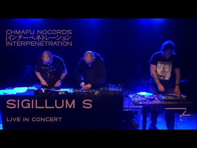 Sigillum S @ Interpenetration 1.9.2
