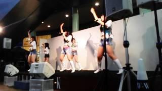 D☆EGGS 2016/4/23 埼玉・鶴ヶ島ワカバウォーク オフィス・ドリームボー...