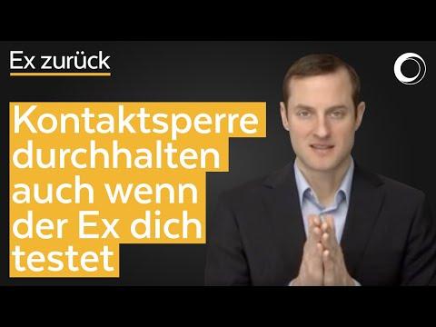 Reaktion auf Kontaktsperre: Ex meldet sich nicht! - 2/12 EX ZURÜCK GEWINNEN TIPPS