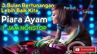 Gambar cover DJ TIKTOK VIRAL LEBIH BAIK KITA PIARA AYAM NONSTOP 1 JAM