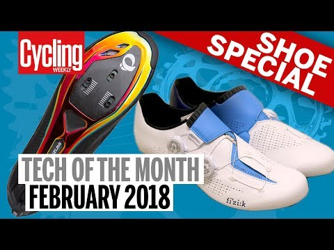 Tech of the Month: February 2018 | DHB, Pearl Izumi, Fizik &